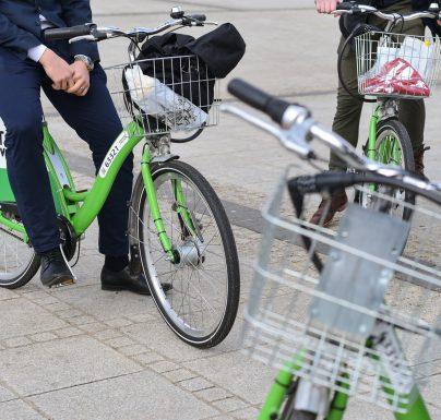 (Polski) Częstochowa – od poniedziałku na rowery