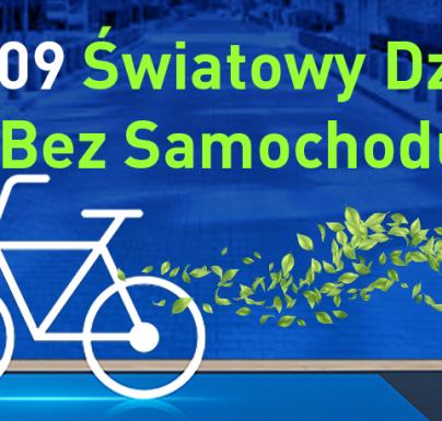 (Polski) Dzień bez samochodu – dniem z rowerem miejskim.