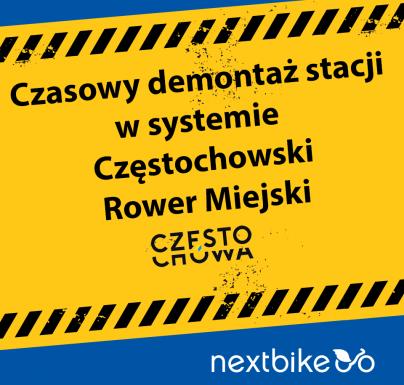 (Polski) Czasowy demontaż stacji 6334